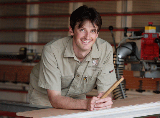 How A Cabinet Maker Can Make Your Home Unique